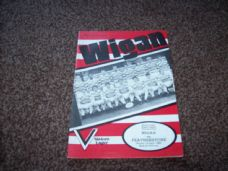 Wigan v Featherstone, 1983/84